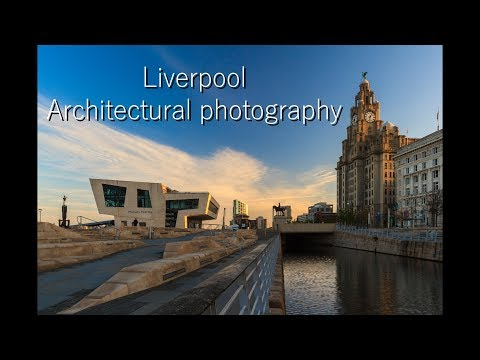 Architectural photography - Liverpool, england