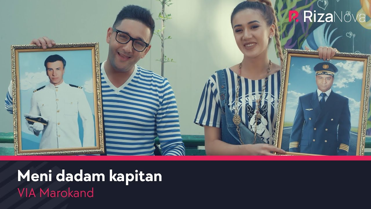 Download VIA Marokand - Meni dadam kapitan | ВИА Мароканд - Мени дадам капитан