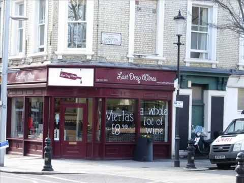0ff0eb46a259c Ted Baker of Last Drop Wine Shop in London - YouTube