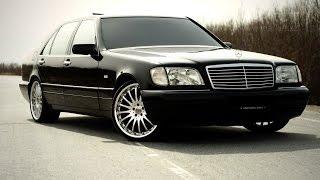 Ремонт W140 (Кабанчик) за 140 тыс  рублей + Ремонт HUMMER H1 за 1 миллион рублей