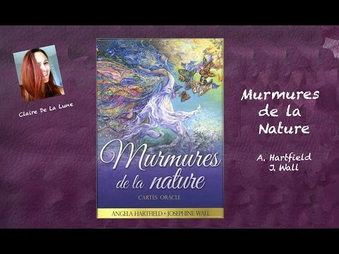 Murmures de la Nature Cartes Oracle - Hartfield, Wall (review, video)