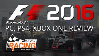 F1 2016 - Should You Buy on the PC, PS4 or Xbox One?