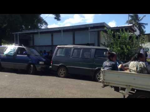 Neiafu Town(Sat. Morning),Vava'u-Tonga