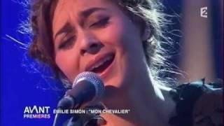 """Emilie Simon - Live """"Avant premières"""" - France 2 - 1/1/2012"""