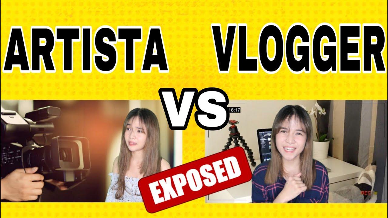 ARTISTA VS VLOGGER  [EXPOSED]