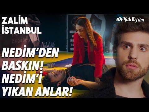 Cemre Cenk Aşkını Gören Nedim'e Büyük Darbe🔥🔥 | Zalim İstanbul 20. Bölüm