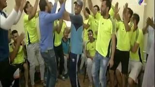 مع شوبير - فرحة مركز شباب أبو النمرس بالتأهل للقسم الثالث
