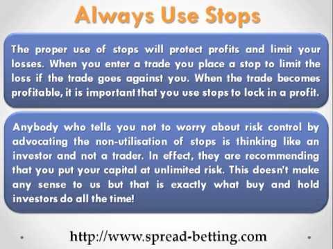 Spread Betting Money Management - image 5