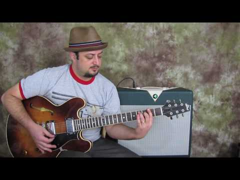 Jazz Guitar Lessons : Fly Me to the Moon - part 2 music