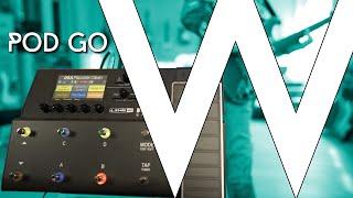 Line6 PodGo Wireless Review
