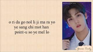 PRODUCE X 101 – Boyness (소년미 (少年美)) Easy Lyrics MP3