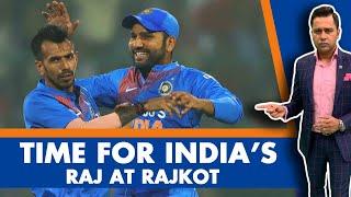 Time for INDIA's Raj at RAJKOT   #AakashVani   #INDvBAN 2nd T20I Preview