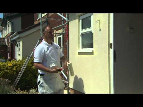 Painting The Exterior Of Your House Choosing Masonry Doovi