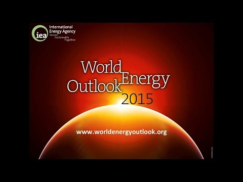 World Energy Outlook 2015 Presentation