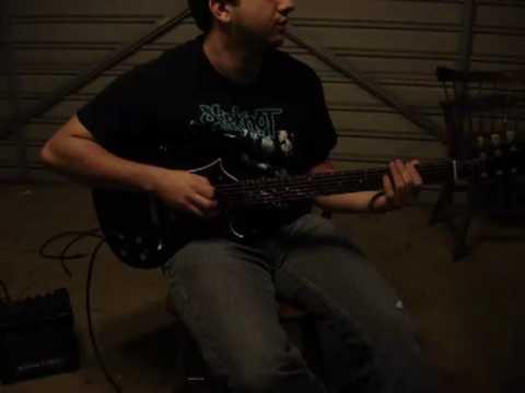 Jambi - Tool Guitar Cover