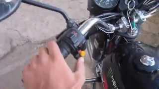 Глобальный рестайлинг мотоцикла Орион или