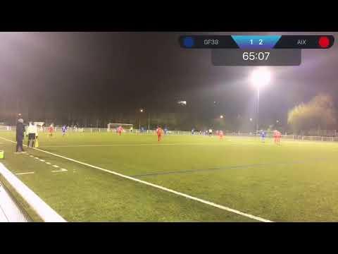 GF38 B - Aix FC (1-5)