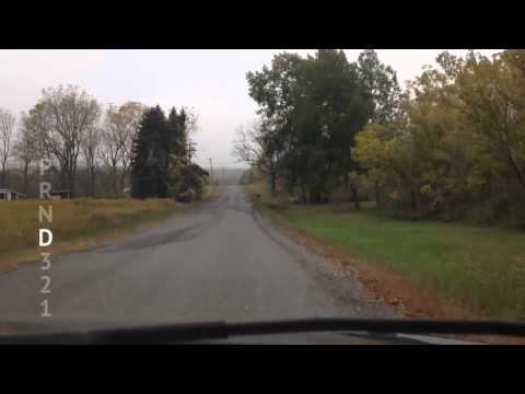 Spook Hill - Middlesex, Yates County NY [2013] - In The Finger Lakes