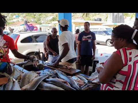 Exploring Saint Lucia - Part 3 (Dennery Fishers)