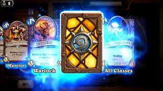 Young Priestess - Classic Hearthstone rare card pack opening