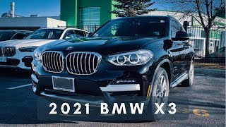 2021 BMW X3 | Everything You Need To Know !!!