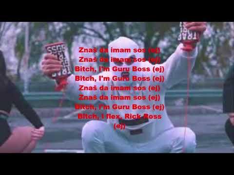 Lyrics Productions - Fox Lil Pump - Tekst + KARAOKE