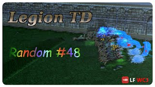 Legion TD Random #48 | Most competitive game ever