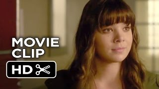 Barely Lethal Movie CLIP - Don't Sneak Up on People (2015) - Hailee Steinfeld Movie HD