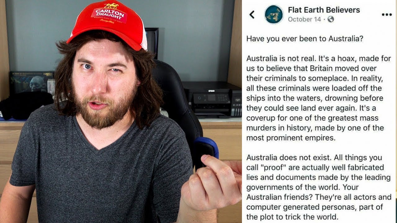 Ozzy Man Reviews: Does Australia Exist?