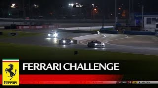 Ferrari Challenge North America - Daytona 2020, Race 1