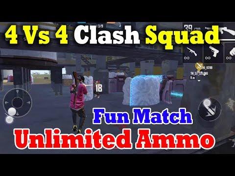 4 Vs 4 Best Clash Squad GamePlay Tamil | Tips&TRicks Tamil | Gaming Tamizhan