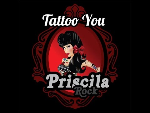 DESFILE 2015 - COLECCION TATTOO YOU - BY PRISCILA ROCK!