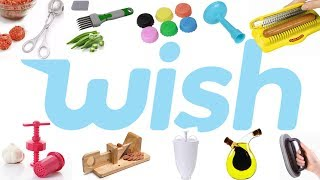 Kitchen Gadget Testing #39 - Wish.com special 2