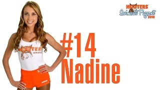 Hooters SA Swimsuit Pageant 2015 #14 Nadine Holloway