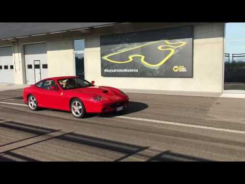 Ferrari 575 Acceleration