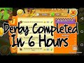 Hay Day All Derby Tasks Completed in Just 6 hours....Trick for the Derby ...