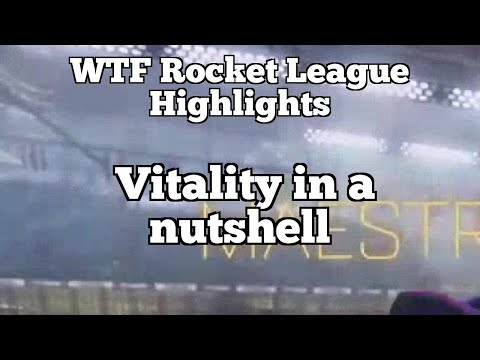 WTF Rocket League Highlights: Vitality in a nutshell thumbnail