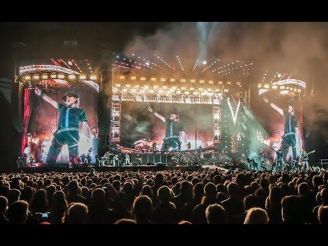 Udo Lindenberg live in Leipzig 2014: Mit den Flexibelbetrieben auf Stadiontour