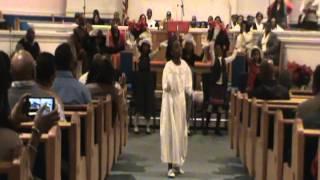 """Praise Dance """"Let the Church Say Amen"""""""