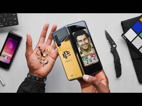 The Truth About The Escobar Folding Phone!