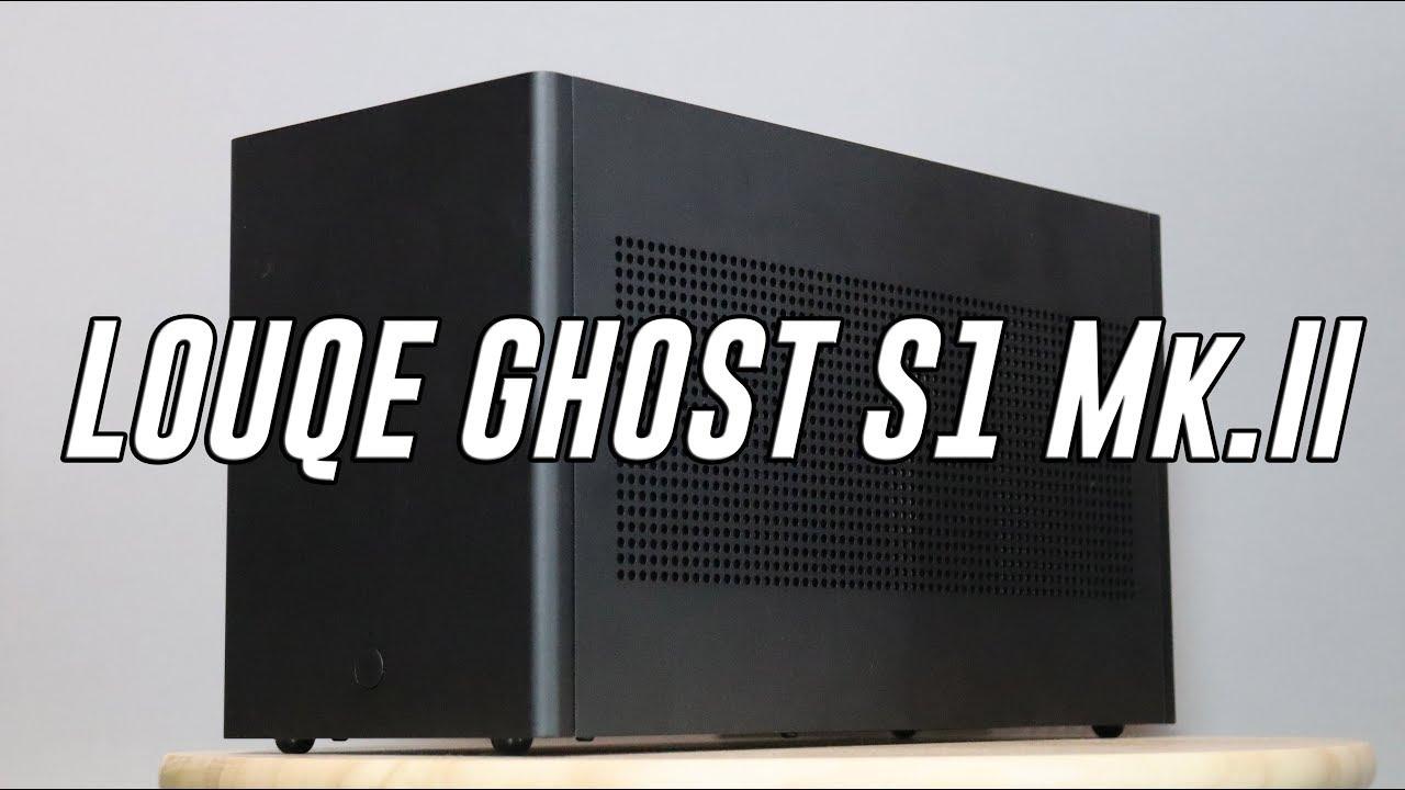 Ash, Medium LOUQE Ghost S1 Tophat Mk III