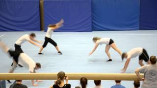 Akrobatik Deutsche Sporthochschule WS 12/13