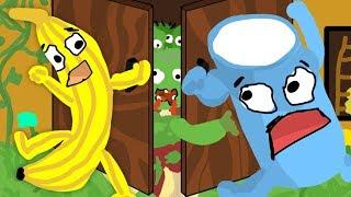 Gummibärchen halten Zombies auf