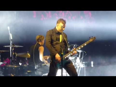 Muse - Butterflies & Hurricanes - Live Bercy 2016 - multicam