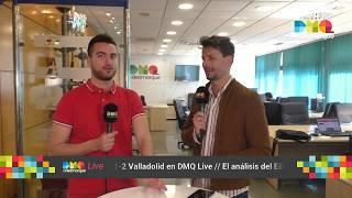 El análisis del Eibar 1-2 Valladolid (17/03/2019)