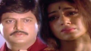 Alludugaru Movie || Mohan Babu & Shobana Emotional Scene || Mohan Babu, Shobana