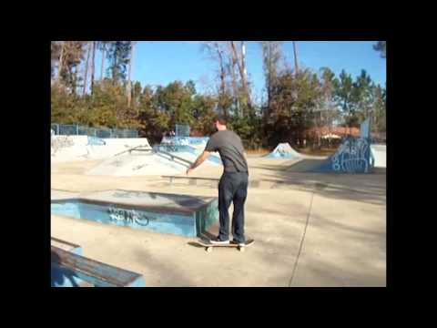 A Day At Emerson Skate Park Jacksonville FL