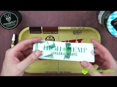 High Hemp Organic Wraps CBD+ Review