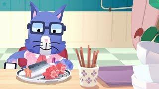 Toca Kitchen Sushi 🍣 Kochspiel - Let's Play Kinderspiele deutsch