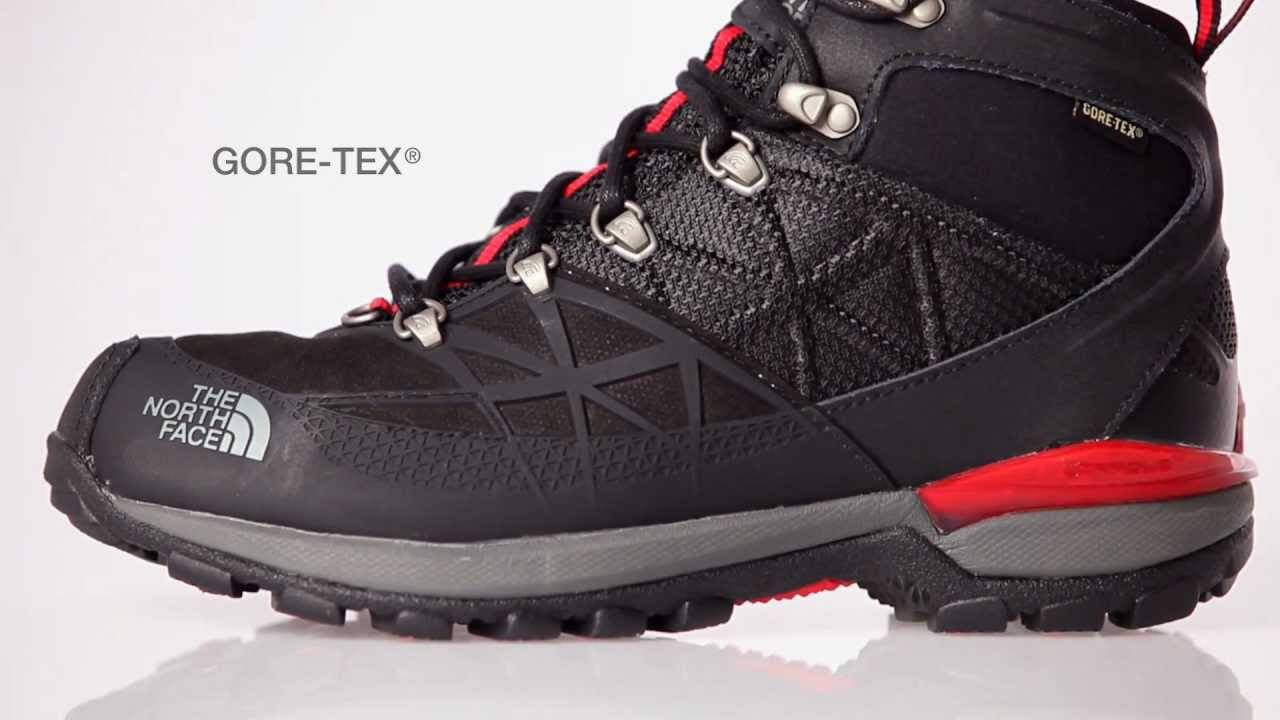 The North Face Iceflare Mid Goretex Boots Youtube